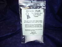 Miracle Chalk Pounce Powder 2oz bag - Quilt Marking Chalk
