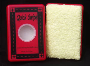 Quick Swipe Chalk Pad by Miracle Chalk (Previously refered to as a Pounce Pad)