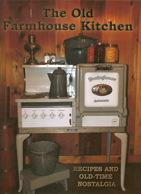 The Old Farmhouse Kitchen Cookbook - Sample page