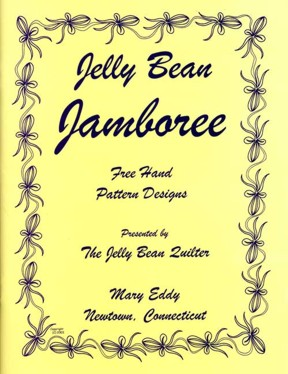 Jelly Bean Jamboree by The Jelly Bean Quilter, Mary Eddy