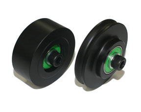 EZ-Glide Wheels