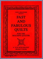 Fast and Fabulous Quilts - Diana Phillips - Quilt Book