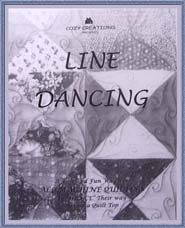 Line Dancing - Diana Phillips - Quilt Book