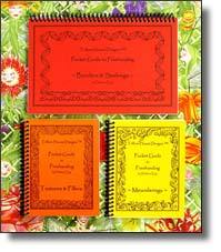 Darlene Epp - Pocket Guides - Quilting Design Books