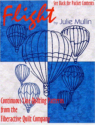 earthlines flight continuous line quilting patterns by julie mullin