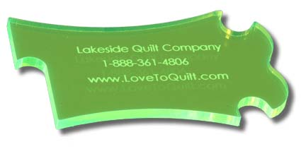 Accuguide Longarm Quilting Tool