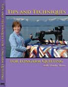 Tips and Techniques for Longarm Machine Quilting by Donita Reeve