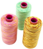 Wonderfil Fruitti 12wt Variegated Quilting Thread