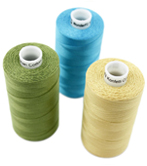 Wonderfil Konfetti 50wt Quilting Thread - Solid Colors - Cones