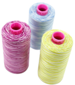 Wonderfil Tutti 50wt Quilting Thread - Variegated Colors - Cones